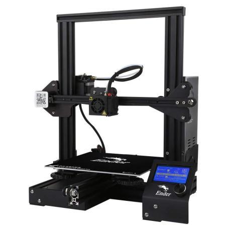 Best 3D Printers & Printing Service Singapore Creality 3D Ender