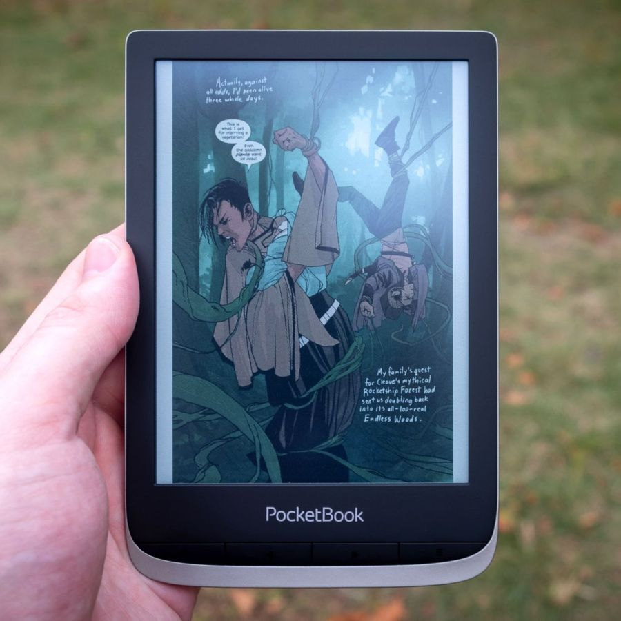PocketBook Color E-reader kindles singapore