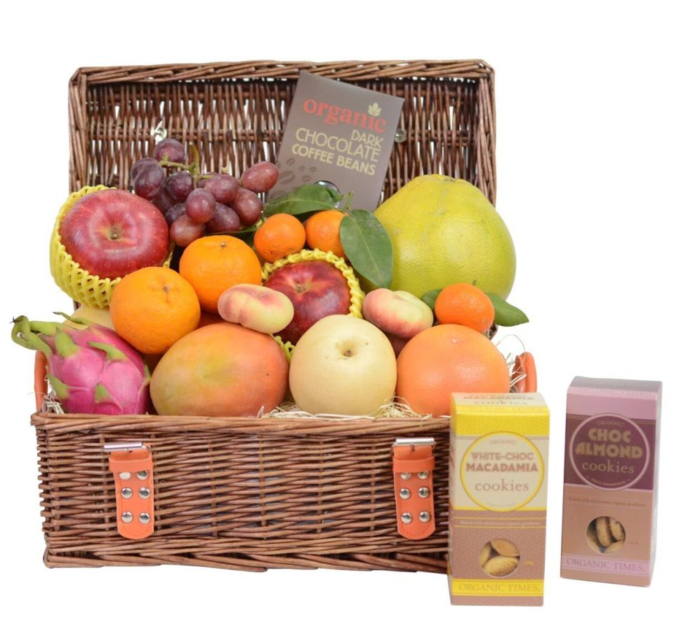 Gift Hampers Singapore fruit baskets