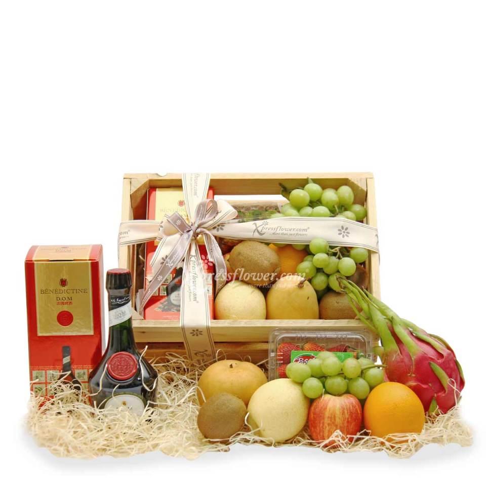 Xpressflower.com fruit baskets