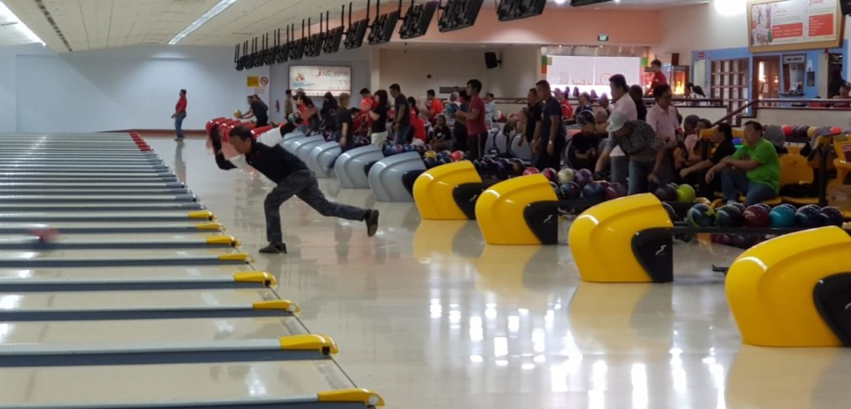 Orchid Bowl bowling alleys in singapore