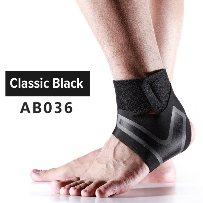 Uppercut Sports 1 Pair Ankle Support Brace Guard