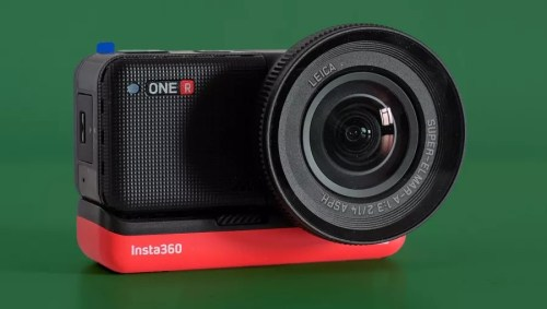Insta360 One R 1 inch edition action video camera singapore