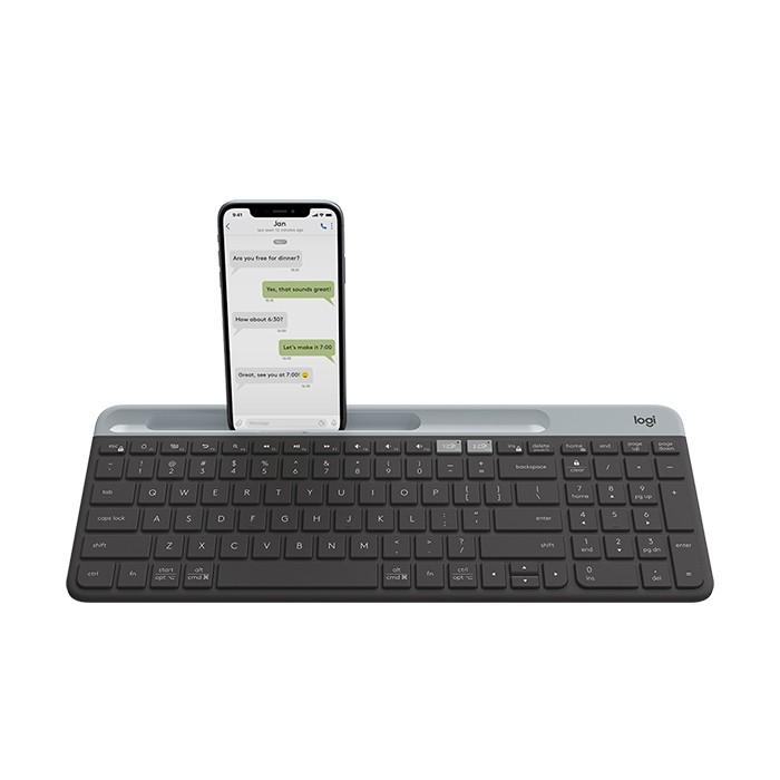 Logitech K580 Slim Multi-Device Wireless Keyboard