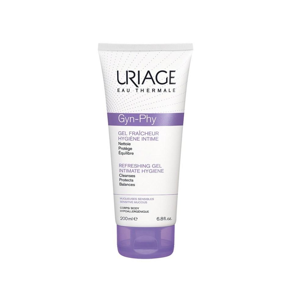 Uriage GYN-PHY Intimate Hygiene Refreshing Cleansing Gel