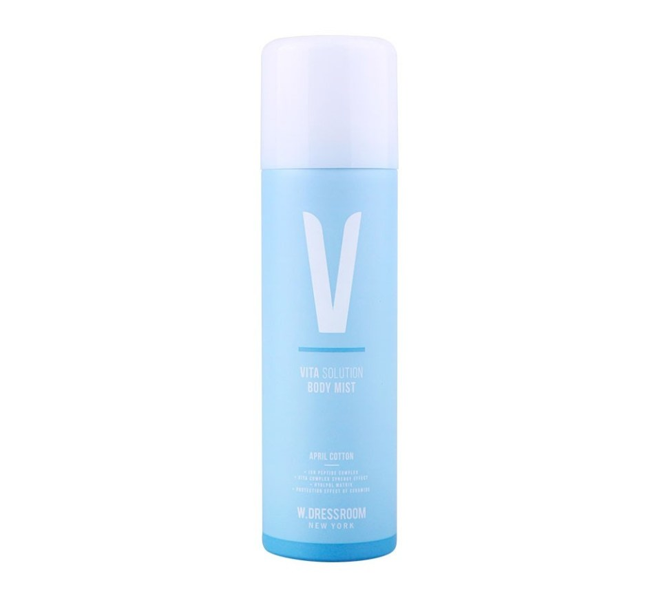 W.Dressroom Vita Solution Perfumed Body Mist Malaysia