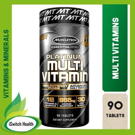 muscletech platinum multivitamin philippines