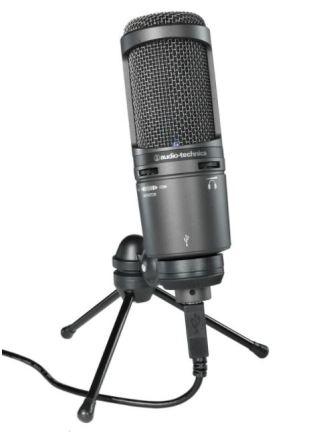 Audio Technica AT2020USB+ Best Microphone Singapore