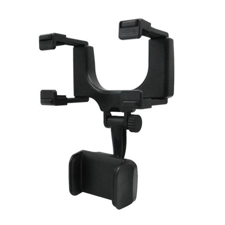 Universal Car Rear View Mirror Mount Phone Holder