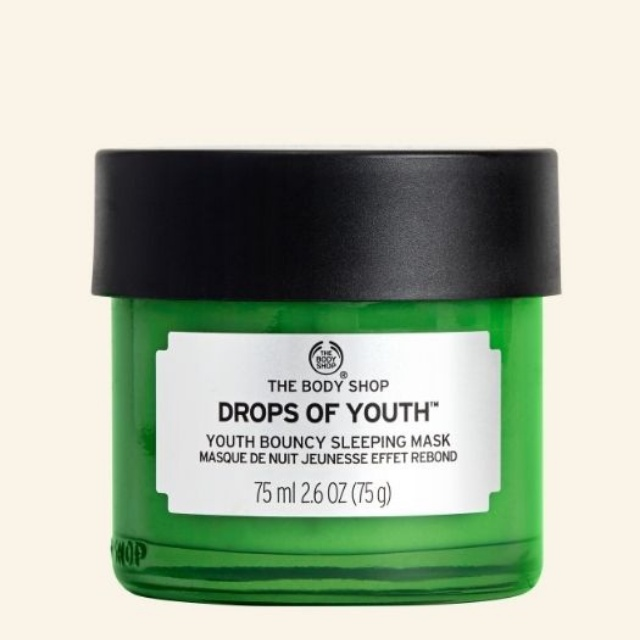 The Body Shop Drops of Youth™ Youth Bouncy Sleeping Mask