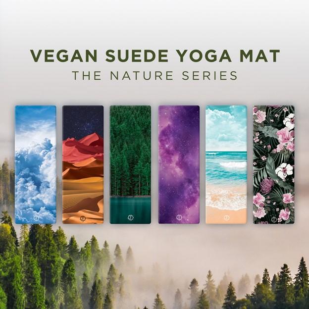 flow manila vegan suede yoga mats philippines