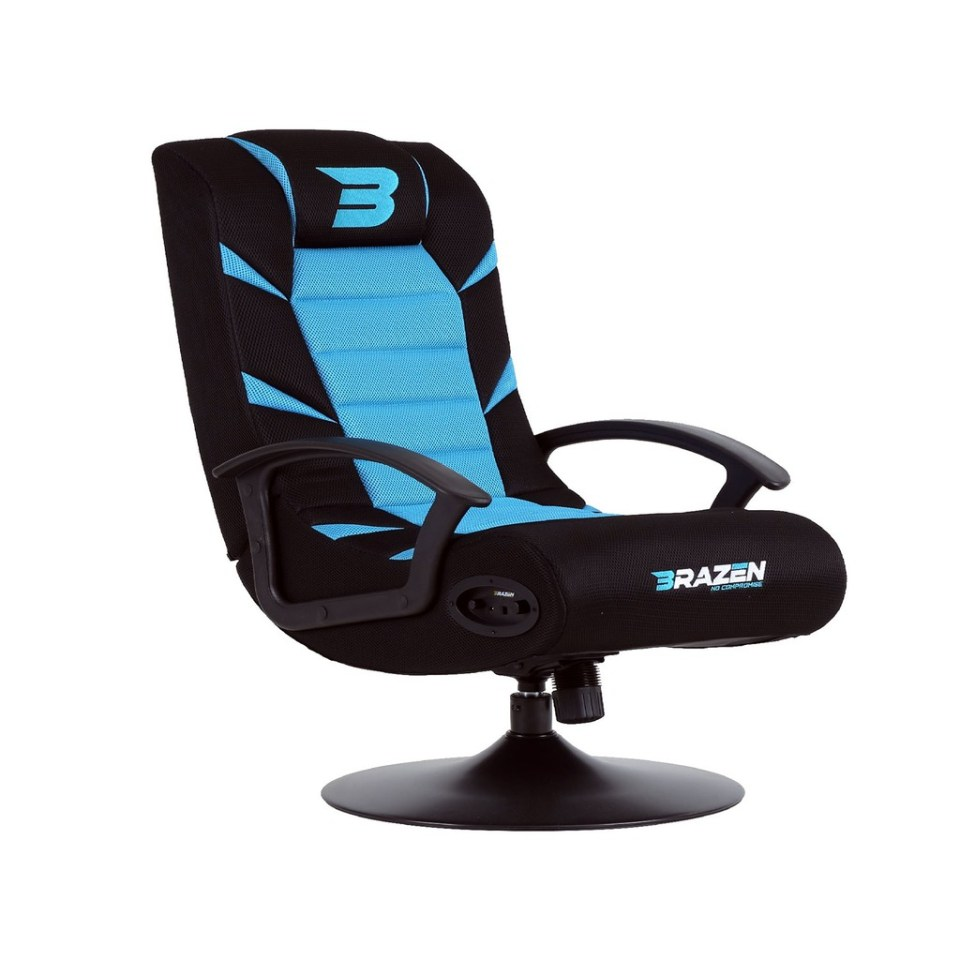 BRAZEN Pride 2.1 Bluetooth Surround Sound Gaming Chair