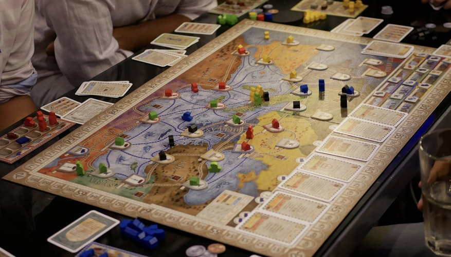 Best Card Games and Board Games in Singapore
