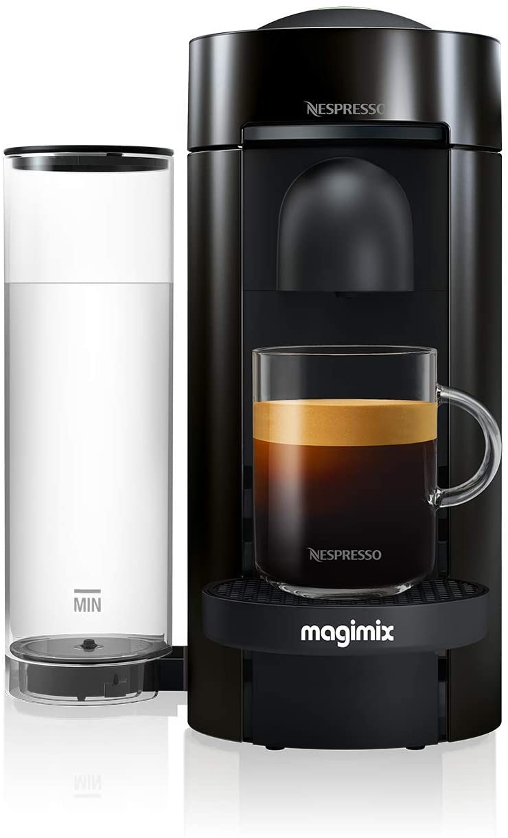 Nespresso Vertuo Plus Special Edition by Magimix coffee capsule machines