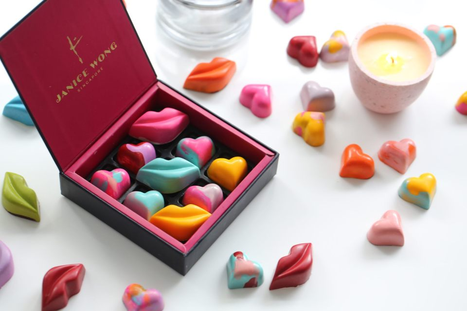 Janice Wong Best Chocolates Singapore