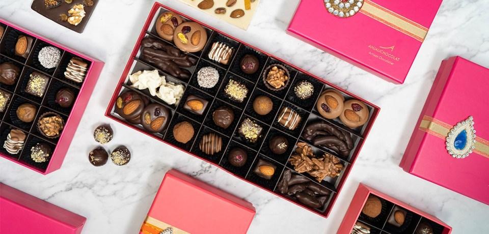Anjalichocolat Best Chocolates Singapore