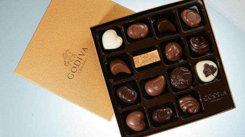 Godiva Chocolates Best Chocolates Singapore