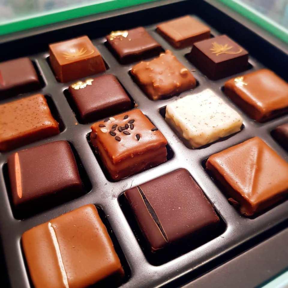 Laurent Bernard Chocolatier Best Chocolates Singapore