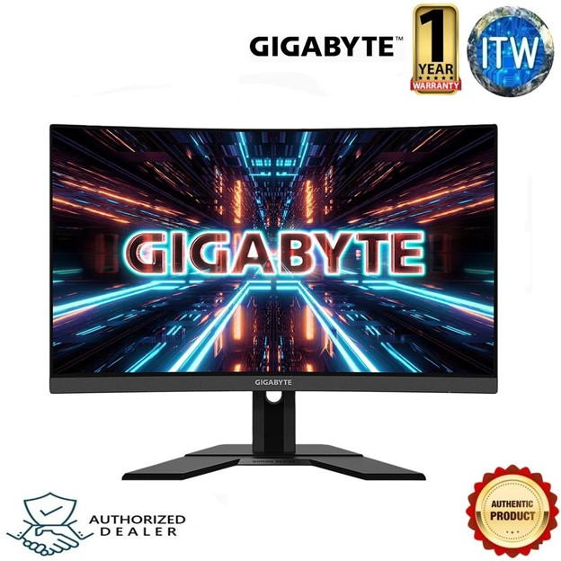 Gigabyte G27QC gaming monitors philippines