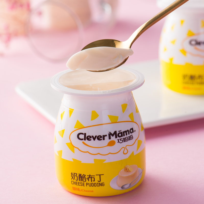 Clever Mama Canned Food Jelly
