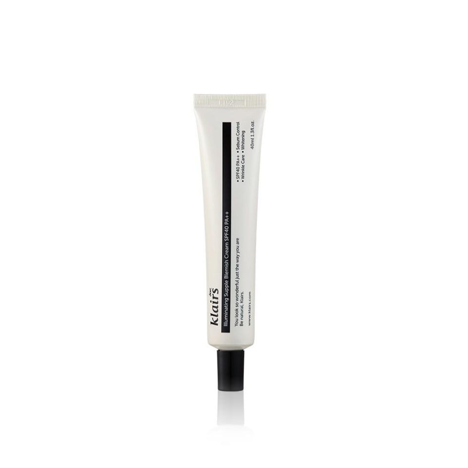 Klairs Illuminating Supple Blemish Cream SPF 40 PA++