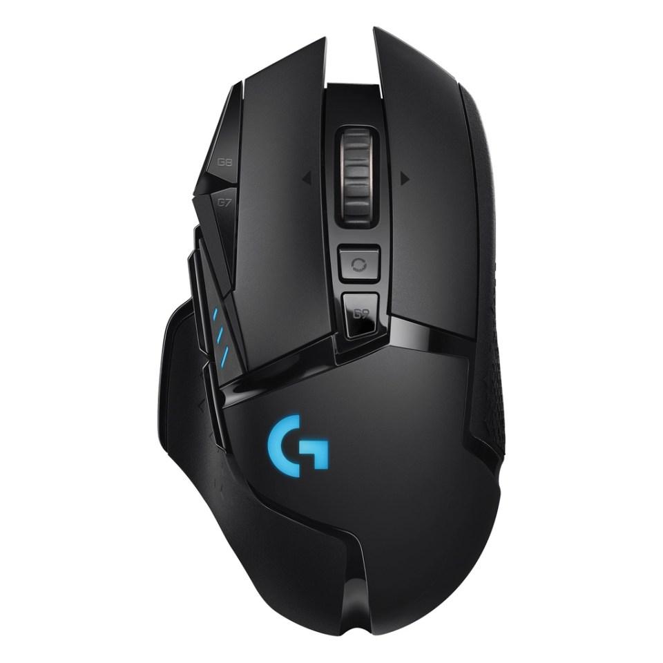 Logitech G502 Lightspeed Gaming Mouse Malaysia