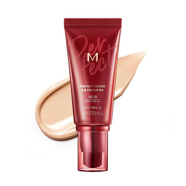 Missha Perfect Cover BB Cream SPF 42 PA+++ BB Cream Malaysia