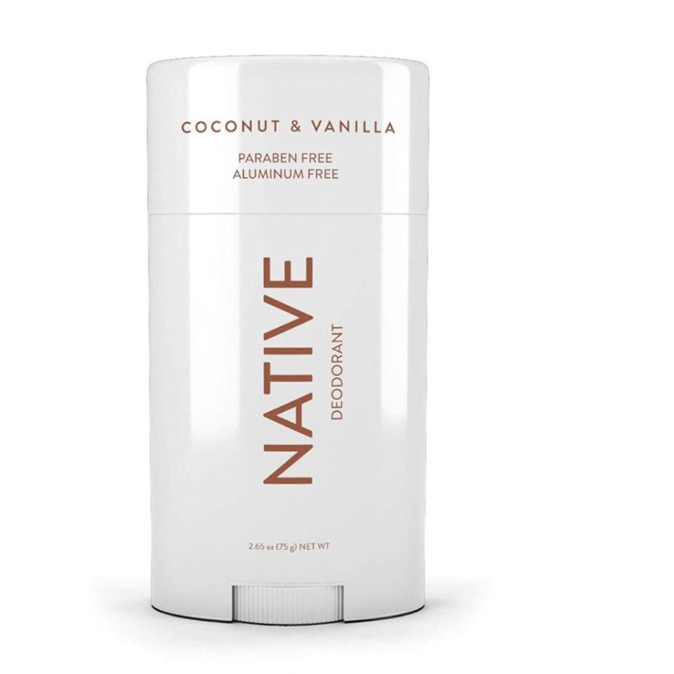 Native Natural Deodorant For Man Malaysia