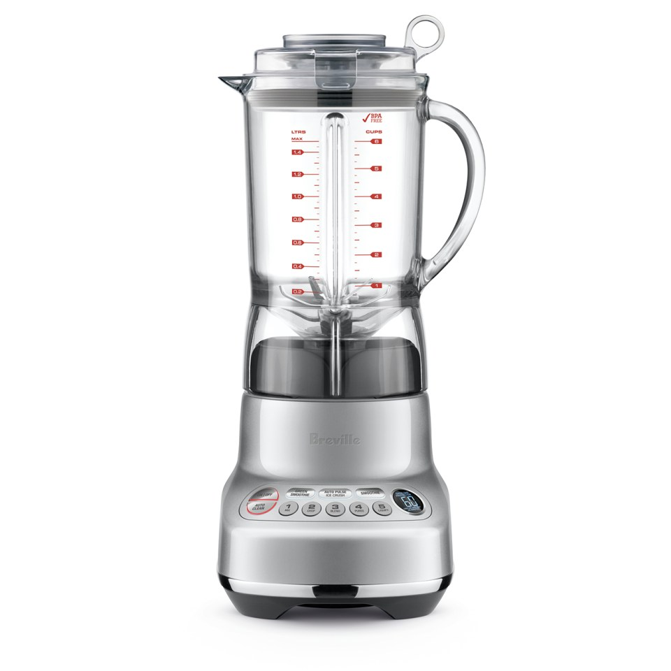 breville the fresh and furious blenders australia