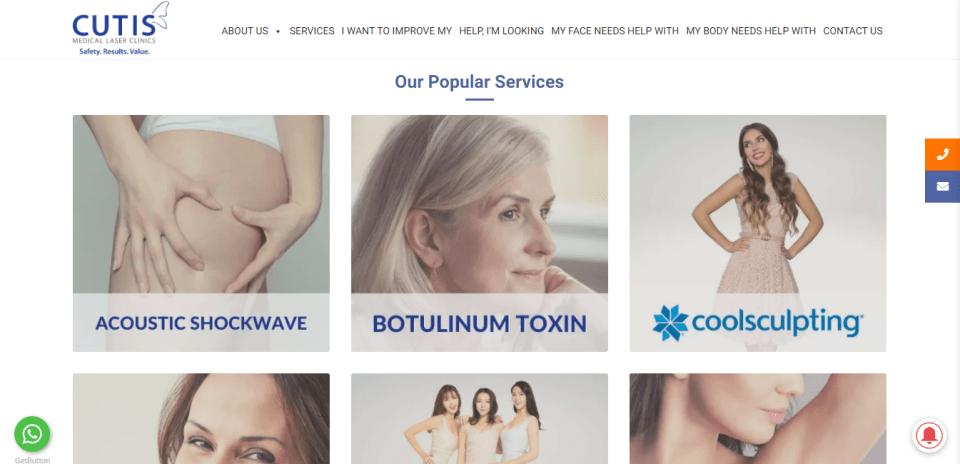 cutis medical and laser clinics