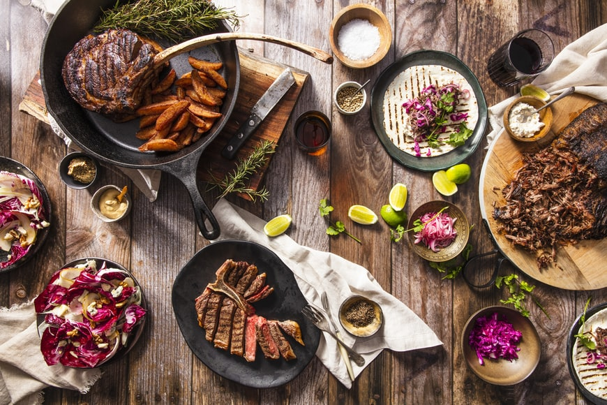 Best Restaurants for Sizzling, Divine Steaks in Singapore