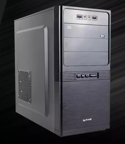 Light Gaming PC Desktop Powered by NVIDIA GeForce® GT710