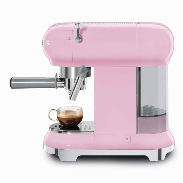 Smeg Pink Espresso Machines Philippines