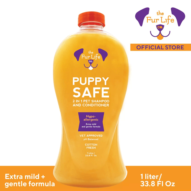 The Fur Life Co. Puppy Safe 2-in-1 Dog Shampoos philippines