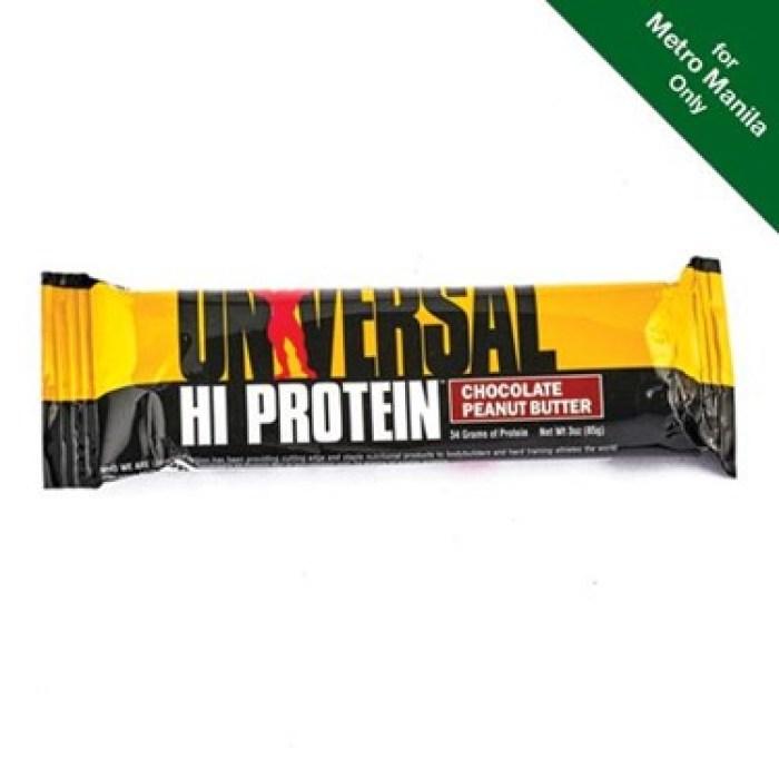 Universal Nutrition Hi Protein Bars philippines