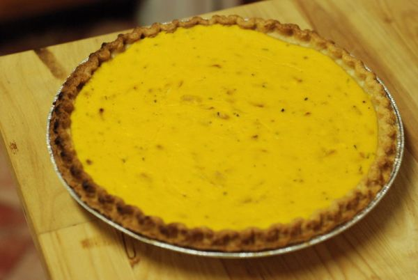 Marian Burros39s Squash and Cheese Pie The Wednesday Chef