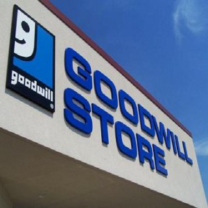 Goodwill marijuana donation