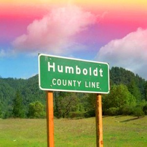 Humboldt County sign