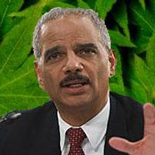 eric holder marijuana