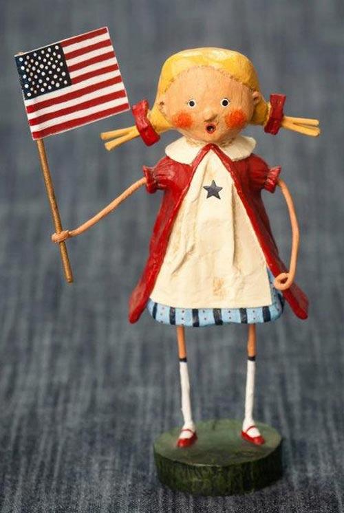 Gloria Lori Mitchell Figurine By Esc And Company The