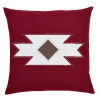 Navajo Native Decorative Pillow (with Down Fill) - The ...