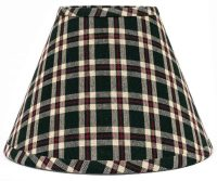 12 inch Penneyhill Plaid Lampshades, by Raghu. - The Weed ...