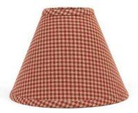 6 inch Farm House Solid Nutmeg Lampshades, by Raghu. - The ...