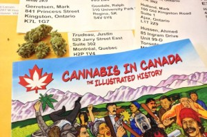 Liberal Gov't MPs Told to Report Cannabis Mailed to Them by Dana Larsen