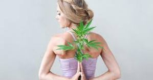 The Heated Debate About Combining Yoga With Marijuana