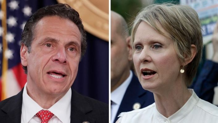 Cynthia Nixon loses nomination, takes credit for Gov. Cuomo's evolved stance on weed