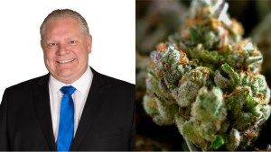 Ontario won't set limit on number of private marijuana stores