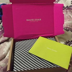 Baublebar Packaging