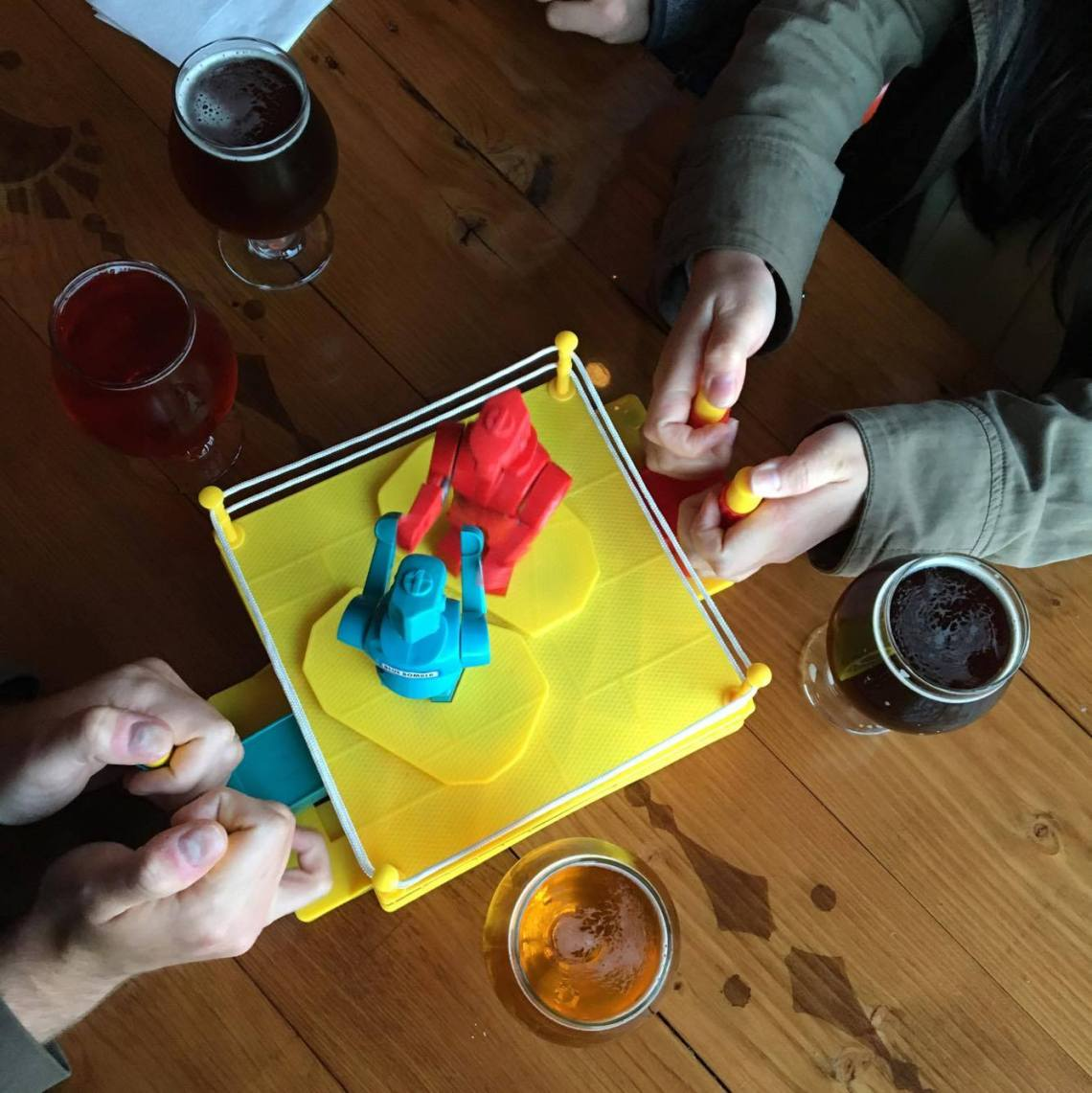 Games and Beers at Ferment Drink Repeat