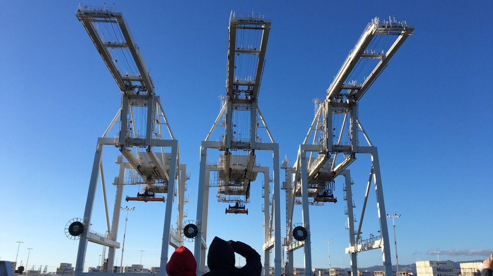 How to Get a Spectacular Free Oakland Harbor Tour